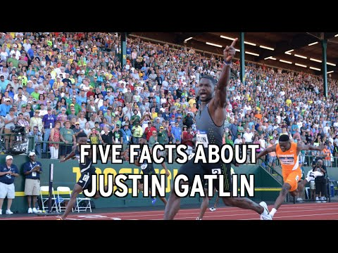Justin Gatlin Olympics Profile: Five Facts About USA Track Star