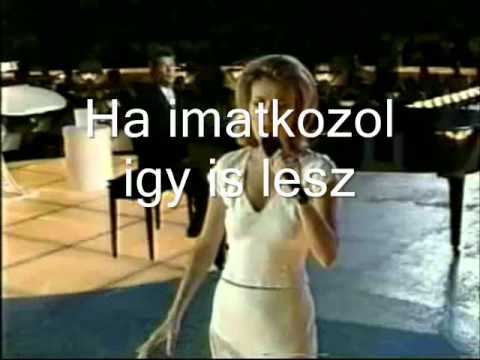 Celine Dion - The power of the dream - Magyar dalszoveg, Hungarian lyrics