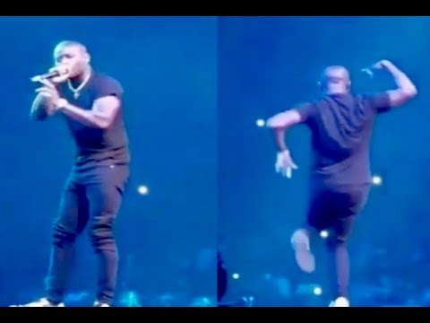 OT Genesis PROVES he has the BEST Crip Walk in The GAME!