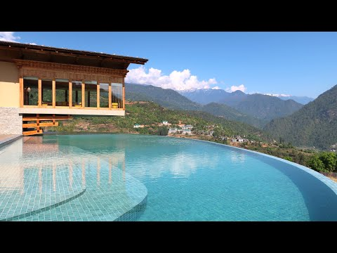 Six Senses Bhutan, Punakha Lodge - full tour (SPECTACULAR ho