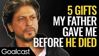 5 Life Lessons That Made SRK The King Of Bollywood   Shah Rukh Khan Speech   Goalcast