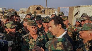 İdlib'i ziyaret eden Esad: 'Erdoğan bir hırsız ve şu an bizim topraklarımızı çalıyor'