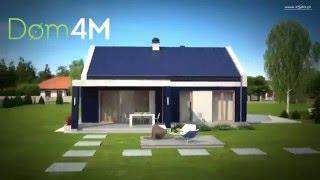 4M282 Проект дачного дома на 86кв м  с удобной терассой(Подробнее с проектом дома можно ознакомится на нашем сайте: http://dom4m.by/proekt-odnoetazhnogo-doma-hay-tek-s-neobychnoy-terrasoy-by-4M282/., 2016-02-28T20:53:51.000Z)