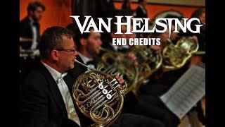 Van Helsing (End Credits) - Prague Film Orchestra (LIVE)