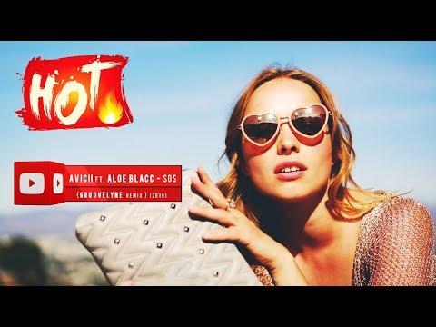 Avicii Ft. Aloe Blacc - SOS (Groovelyne Remix) [2019]