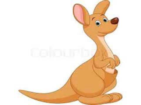 cartoon kangaroo feet tickled - YouTube