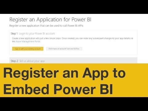 Embedded Analytics with Power BI — Taygan