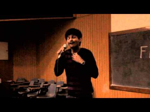 Kumar and Madhava imitating CSE profs and studs (HD)