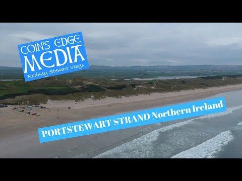 PORTSTEWART STRAND Northern Ireland