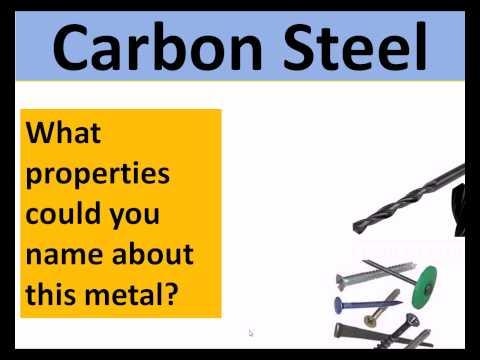 Types of Metals 002