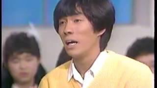 ひょうきん成人式です。川上監督の物まねの方、大好きでした。何という方?