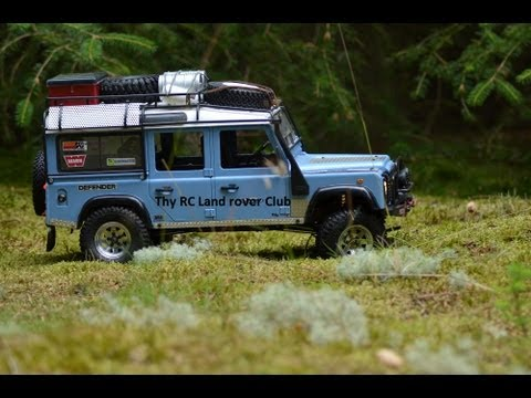 rc land rover scale adventure thy rc land rover club on. Black Bedroom Furniture Sets. Home Design Ideas