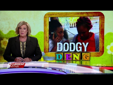 ACA. Dodgy Deng. Black African Scams Child Care 15 Million.(Australia)