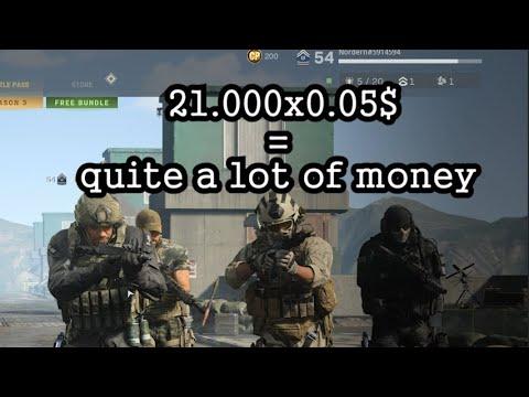 Call of Duty Modern Warfare Antics ep: 1
