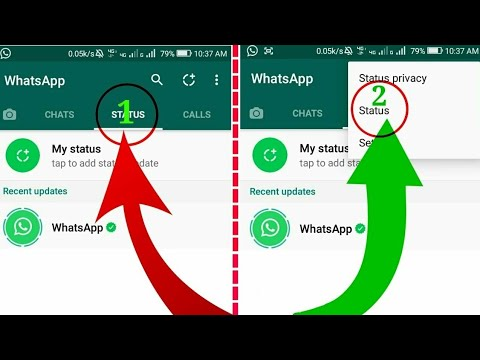 How to download my FRIENDs Whatsapp Status in my phone ...