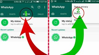 How to download my FRIENDs Whatsapp Status in my phone ? [TAMIL]