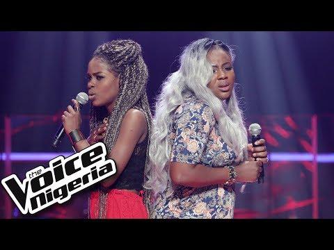 "Arewa vs Amarachi - ""What I Did For Love"" / The Battles / The Voice Nigeria Season 2"