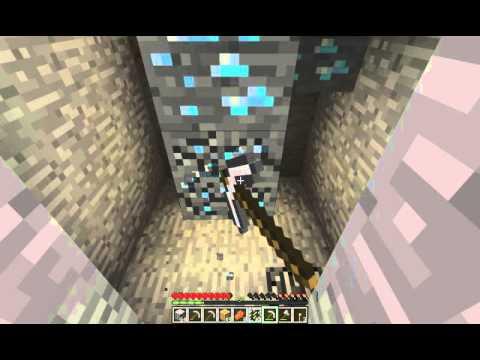 Прохождение игры Minecraft PE (на планшете)начало#1
