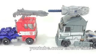 Review of Transformers Age Of Extinction GALVATRON - Voyager Class Figure