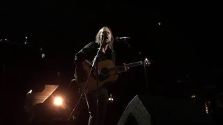Thom Yorke - The Clock 60fps Live @ Pathway To Paris, Le Trianon | 05.12.2015