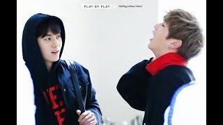 Wanna One Minhyun & Daniel