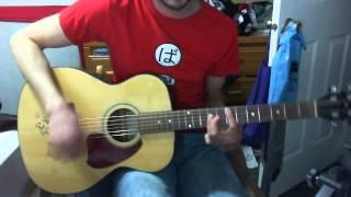 Flogging Molly - Drunken Lullabies acoustic cover