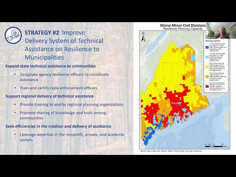 Lunch & Learn: Community Resilience in the Face of Climate Change