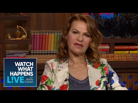 Sandra Bernhard On Roseanne Barr's Comment About Donald Trump | WWHL