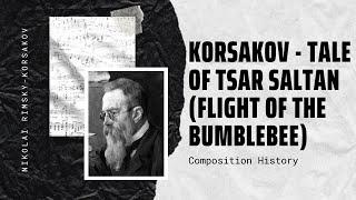 Korsakov - Tale of Tsar Saltan (Flight of the Bumblebee)