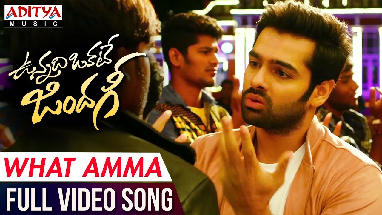 life of ram video song download