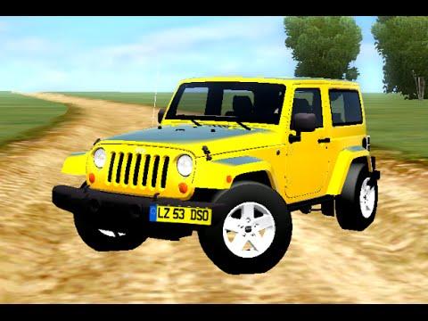 Jeep Wrangler City Car Driving 1 5 0 G27