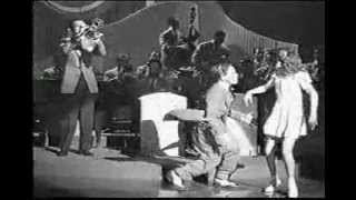 Swing Dancing & Lindy Hopping Kids - Jimmy Dorsey Orchestra 1942