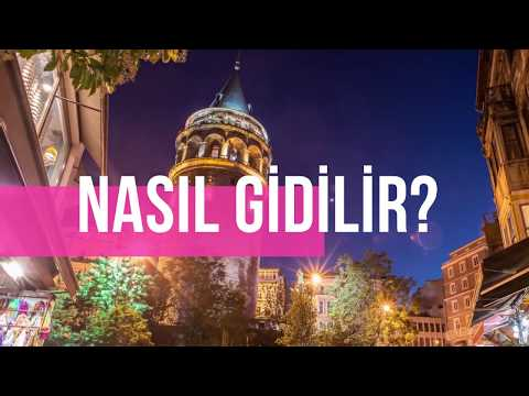Nasıl Gidilir? | Bakırköy'den Belgrad Ormanına