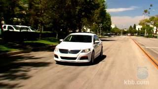 2011 Volkswagen CC Review - Kelley Blue Book