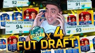 VAMOS POR EL FUT DRAFT 193! - ULTIMATE TEAM FIFA 16