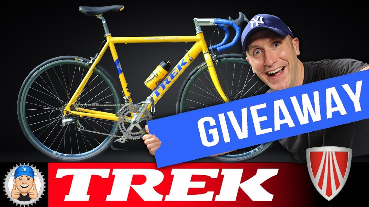 Road Bike Giveaway