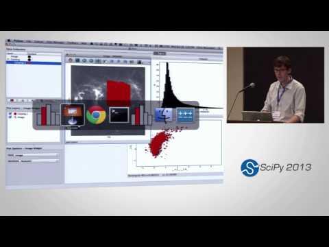 Multidimensional Data Exploration with Glue; SciPy 2013 Presentation