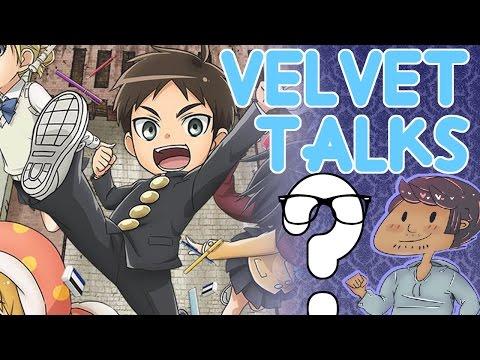 Velvet Talks- Attack on Titan: Junior High Quick Look (feat. Joshua)