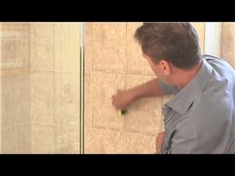 Cleaning Your Shower : How To Clean Mold From A Shower Stall   YouTube