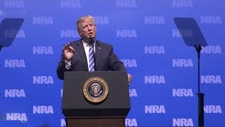 US president's comments on Europe gun controls anger France, UK