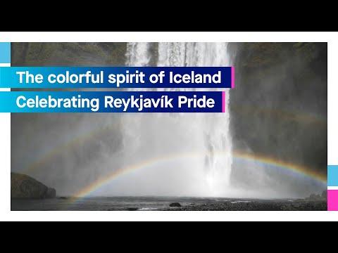 The colorful spirit of Iceland - celebrating Reykjavik Pride 2021 | Icelandair