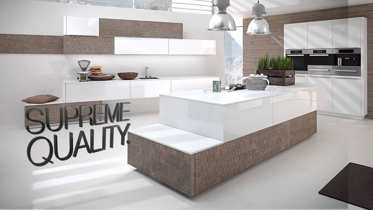 Alno Kitchens Alno Kitchen Cabinet From Germany Youtube
