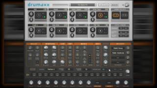 Drumaxx Tutorials - Chapter Eight: Pattern Sequencer Part Three