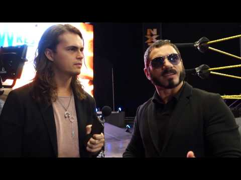 Austin Aries Thinks His Eye Injury Was A Blessing!