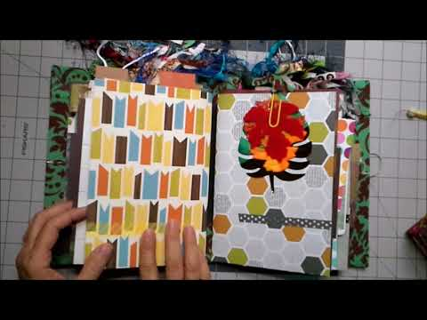 October 9- New Flow Style Crafters Journals