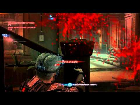 Splinter Cell BlackList Mission Coop avec Yukio | GROSSE CRISE EN SUISSE !