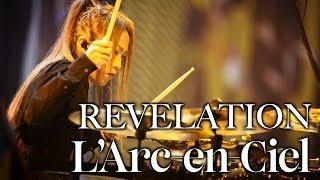 Gambar cover REVELATION [25th L'Anniversary LIVE]