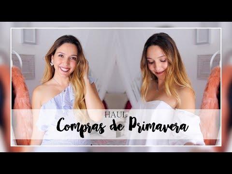 HAUL DE PRIMAVERA | Zara, Bershka, Stradivarius