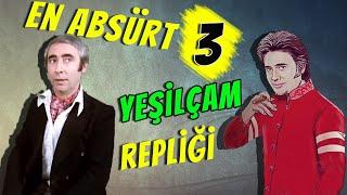 YEŞİLÇAM'IN EN ABSÜRT 3 SAHNESİ // PARODİ // Turkish Cinema Silly Scenes