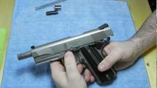 SW1911 Disassembly